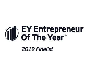 EY Entreprenur of the Year Finalist logo